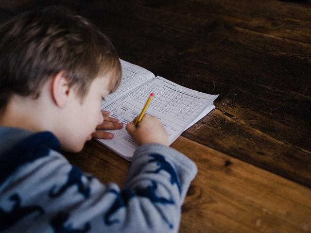 幼児~小学生 「子供の家庭学習・勉強方法について」